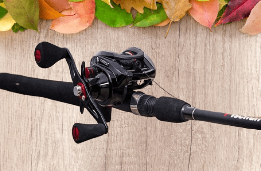 best rated baitcasting rod