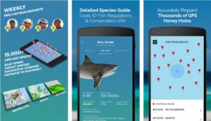Pro Angler Fishing App